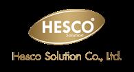logo Hesco พื้นใส - 105px